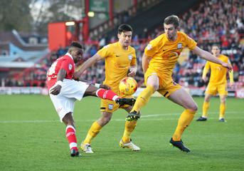 Bristol City v Preston North End - Sky Bet Football League One