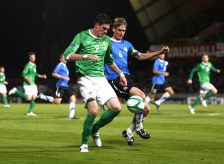 Northern Ireland v Estonia UEFA Euro 2012 Qualifying Group C