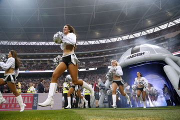 Oakland Raiders v Miami Dolphins - NFL International Series