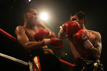 Paul Smith v James DeGale British Super-Middleweight Title