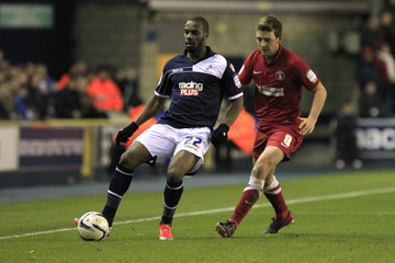 Millwall v Charlton Athletic - npower Football League Championship
