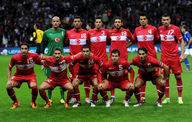 Turkey v Azerbaijan UEFA Euro 2012 Qualifying Group A