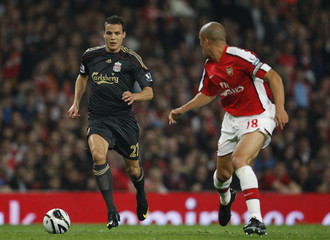 Arsenal v Liverpool Carling Cup Fourth Round