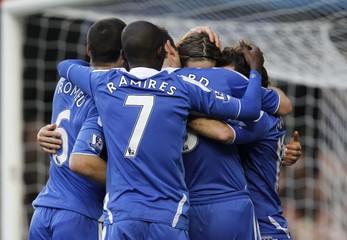 Chelsea v Sunderland Barclays Premier League