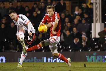 Fulham v Nottingham Forest - Sky Bet Football League Championship