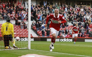 Middlesbrough v Bristol City npower Football League Championship