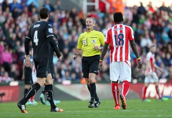 Stoke City v Burnley - Barclays Premier League