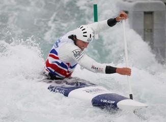 Canoe Slalom Athletes selected to Team GB