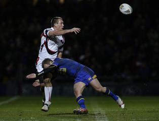 Leeds Rhinos v Salford City Reds engage Super League