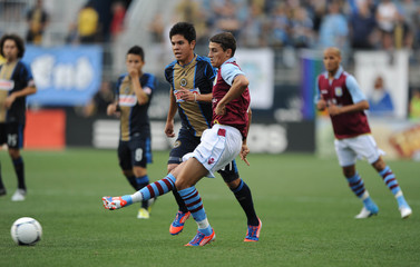 Philadelphia Union v Aston Villa Pre-Season Friendly