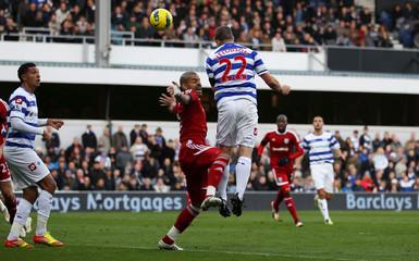 Queens Park Rangers v West Bromwich Albion Barclays Premier League