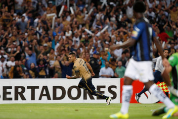 Football Soccer- Mexico's Pumas v Ecuador's Independiente del Valle - Copa Libertadores