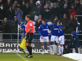 Cardiff City v Coventry City npower Football League Championship