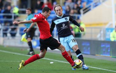 Cardiff City v Burnley - npower Football League Championship