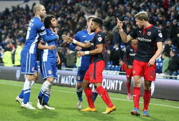 Cardiff City v Reading - FA Cup Fourth Round