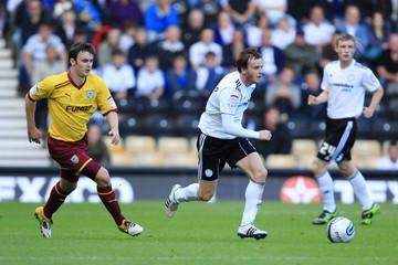 Derby County v Burnley npower Football League Championship