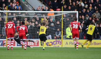 Watford v Middlesbrough - Sky Bet Football League Championship