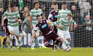 Heart of Midlothian v Celtic - William Hill Scottish FA Cup Fourth Round