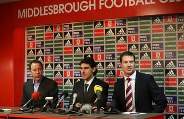 Middlesbrough - Aitor Karanka Press Conference