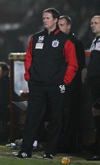 Stevenage v Huddersfield Town npower Football League One