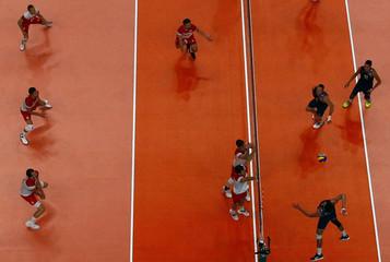 2016 Rio Olympics - Volleyball Men's Quarterfinals