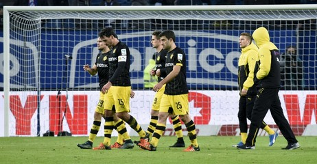 Hamburger SV v Borussia Dortmund- German Bundesliga