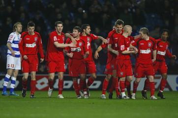 Queens Park Rangers v Ipswich Town Coca-Cola Football League Championship