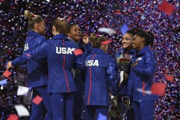 Gymnastics: U.S. Olympic Team Trials - Womens Gymnastics