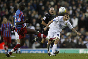 Leeds United v Crystal Palace npower Football League Championship