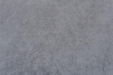 Beautiful gray fabric texture close-up
