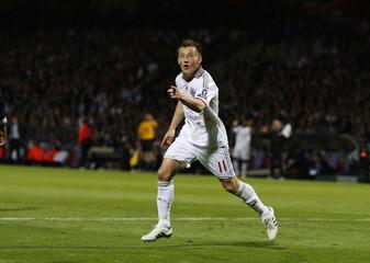 Olympique Lyonnais v Bayern Munich UEFA Champions League Semi Final Second Leg