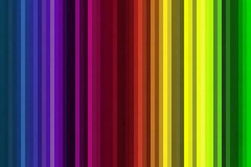 Разноцветный полосатый, абстрактный, оригинальный фон. Векторная иллюстрация для Вашего дизайна.