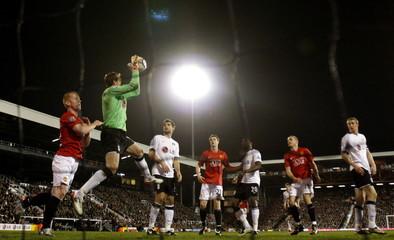 Fulham v Manchester United FA Cup Quarter Final