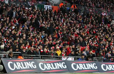 Arsenal v Birmingham City Carling Cup Final