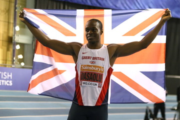 Sainsburys British Indoor Championships