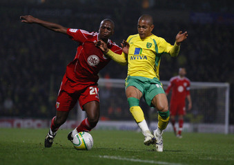 Norwich City v Bristol City npower Football League Championship
