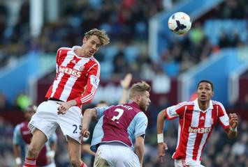 Aston Villa v Stoke City - Barclays Premier League