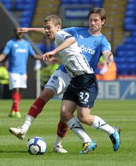 Bolton Wanderers v Portsmouth Barclays Premier League