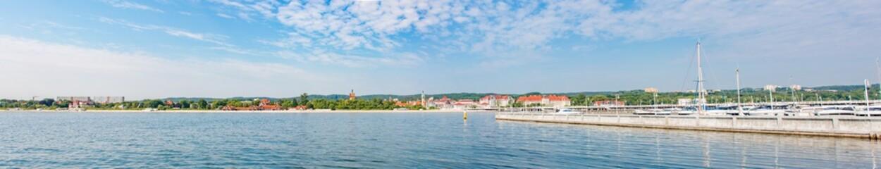 Pier in Sopot (Molo w Sopocie) Gdynia (Gdingen) pomorskie (Pommern) Polska (Polen)