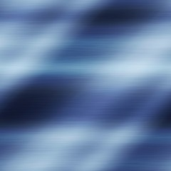 Vivid digital seamless abstract blue metal template background