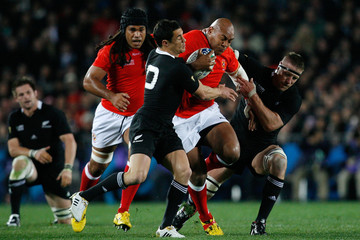 New Zealand v Tonga IRB Rugby World Cup 2011 Pool A