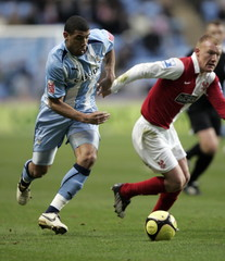 Coventry City v Kidderminster Harriers FA Cup Third Round