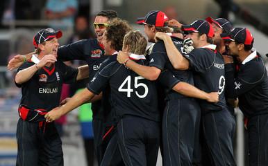 India v England ICC World Twenty20 England 2009 Super Eight Group E