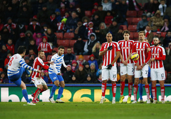 Stoke City v Queens Park Rangers - Barclays Premier League