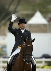 Equestrian - Dressage Individual Grand Prix Day 1