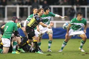 Newcastle Falcons v Cammi Rugby Calvisano - Amlin European Challenge Cup Pool Three