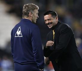 Hull City v Everton Carling Cup Third Round