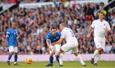 England v Rest of the World - Soccer Aid 2014