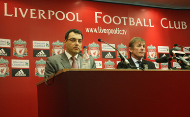 Liverpool - Kenny Dalglish Press Conference