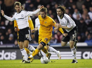 Derby County v Millwall npower Football League Championship